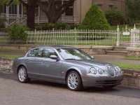 Jaguar S-type, 1 поколение [рестайлинг], Седан, 2004–2008