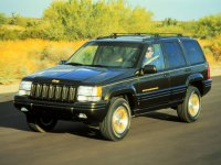 Jeep Grand Cherokee, ZJ, Внедорожник, 1991–1999