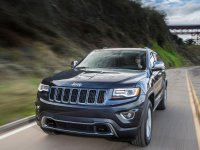 Jeep Grand Cherokee, WK2 [рестайлинг], Внедорожник 5-дв., 2013–2016