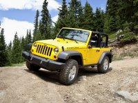 Jeep Wrangler, JK, Кабриолет 2-дв., 2006–2011
