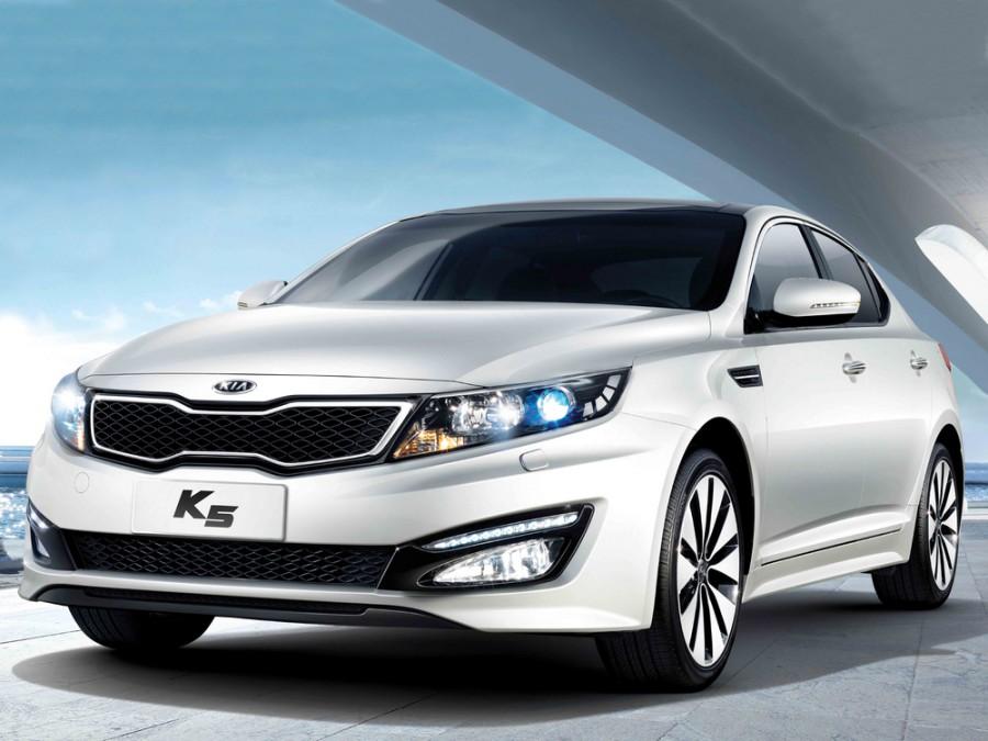 Kia K5 седан, 2010–2014, 1 поколение - отзывы, фото и характеристики на Car.ru