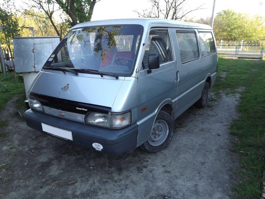 Kia Besta микроавтобус, 1989–1996, 1 поколение [рестайлинг] - отзывы, фото и характеристики на Car.ru