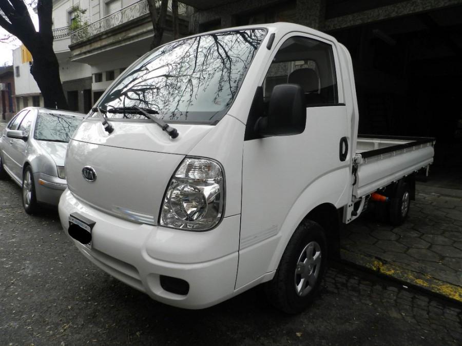Kia Bongo Standard Cab борт 2-дв., 2004–2012, III - отзывы, фото и характеристики на Car.ru