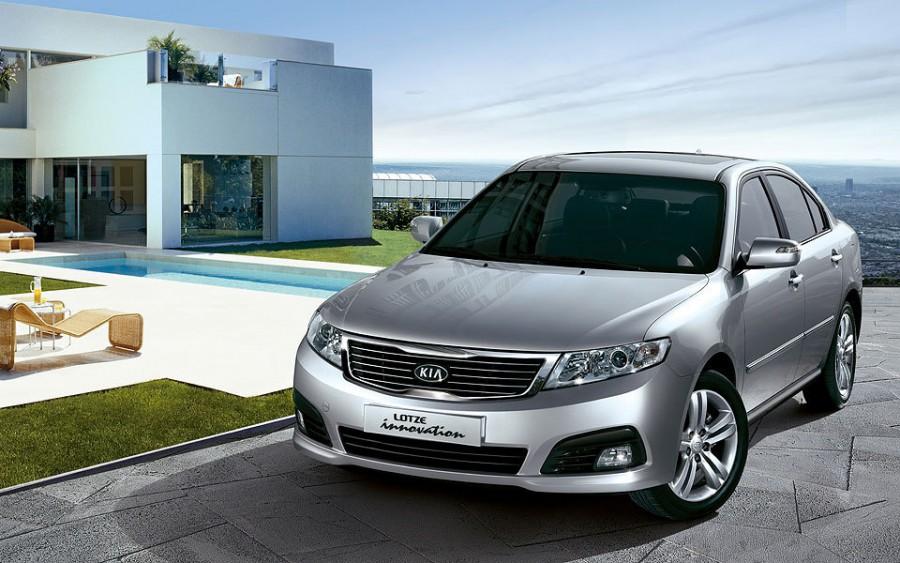 Kia Lotze седан, 2008–2009, Innovation [2-й рестайлинг] - отзывы, фото и характеристики на Car.ru