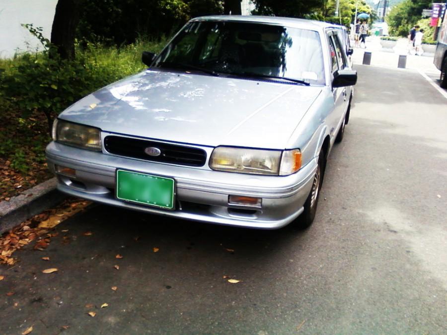 Kia Capital седан, 1994–1996, New [2-й рестайлинг] - отзывы, фото и характеристики на Car.ru
