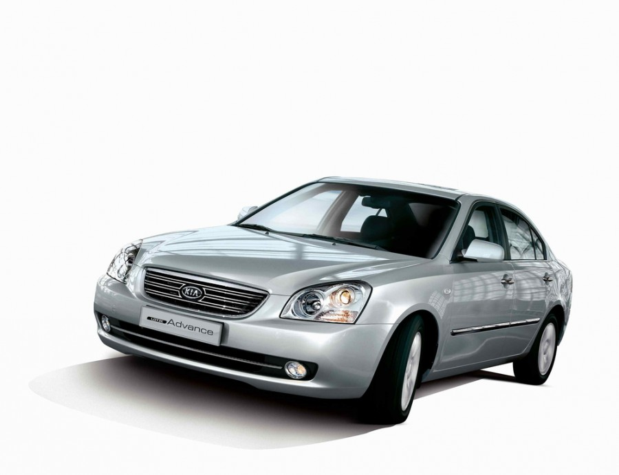 Kia Lotze седан, 2007–2008, Advance [рестайлинг], 2.0 MT (151 л.с.), характеристики