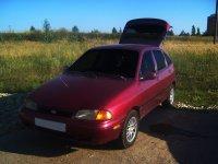 Kia Avella, 1 поколение, Хетчбэк, 1994–1997