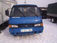 Kia Bongo, 1 поколение [рестайлинг], Standard cab борт 2-дв., 1989–1997