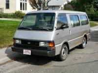 Kia Besta, 1 поколение, Микроавтобус, 1986–1989