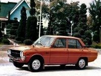 Kia Brisa, 1 поколение [рестайлинг], Седан, 1977–1978