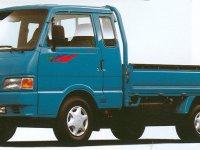 Kia Bongo, 1 поколение [рестайлинг], Super cab борт 2-дв., 1989–1997