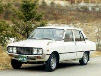 Kia Brisa, 1 поколение, Седан, 1974–1978