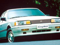 Kia Capital, 1 поколение, Седан, 1989–1991