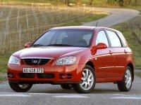 Kia Cerato, 1 поколение, Хетчбэк, 2004–2006