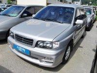 Kia Carstar, 1 поколение, Минивэн, 1999–2002