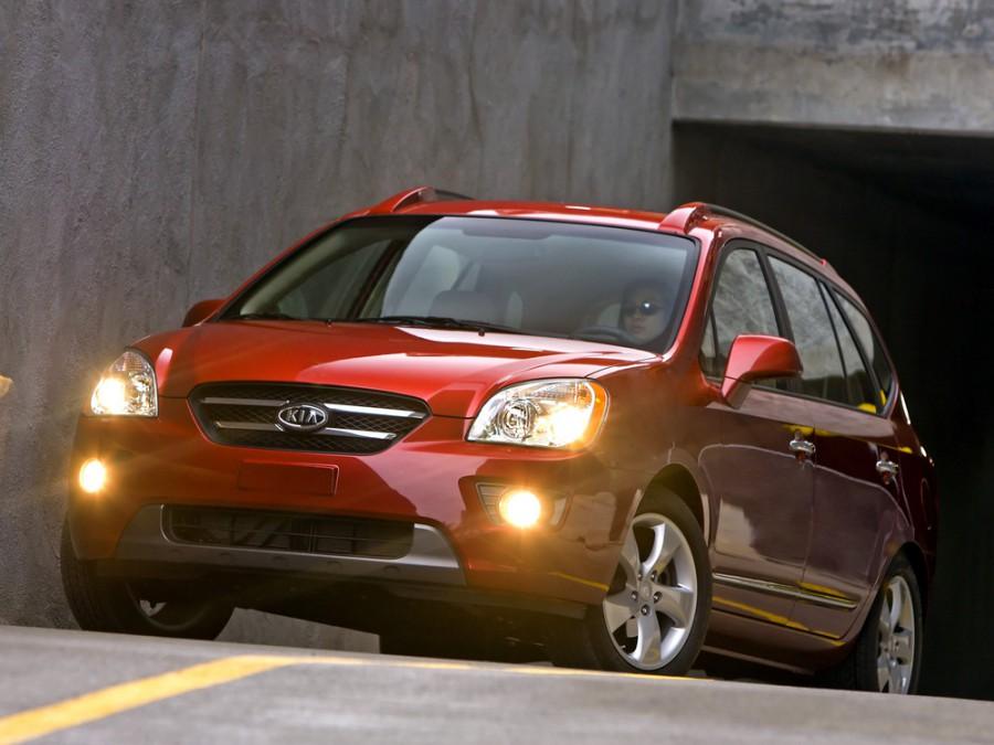 Kia Rondo минивэн, 2007–2010, 1 поколение - отзывы, фото и характеристики на Car.ru