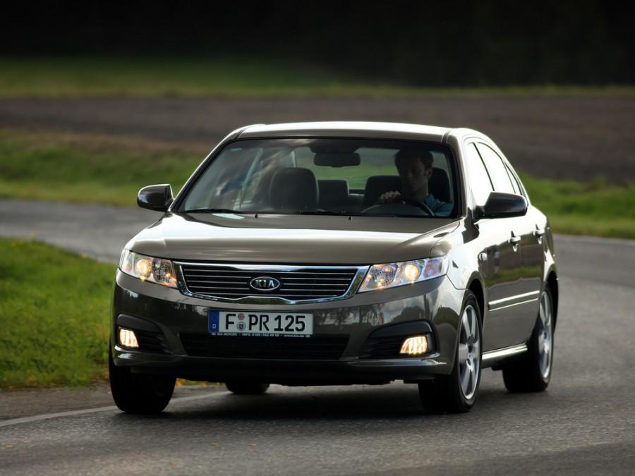 Kia Magentis седан, 2008–2010, 2 поколение [рестайлинг] - отзывы, фото и характеристики на Car.ru