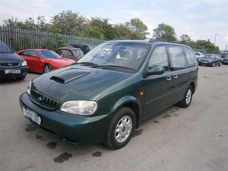 Kia Sedona минивэн, 1999–2001, 1 поколение - отзывы, фото и характеристики на Car.ru