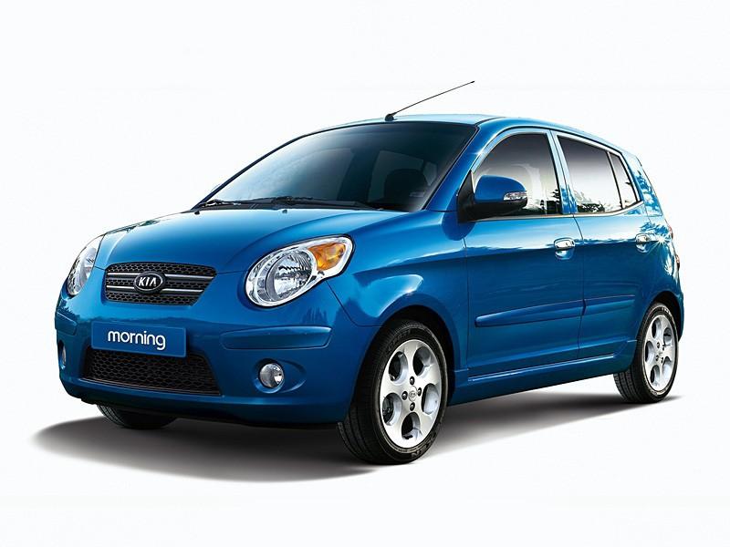 Kia Morning хетчбэк, 2007–2008, 1 поколение [рестайлинг] - отзывы, фото и характеристики на Car.ru