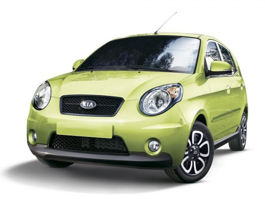 Kia Picanto хетчбэк, 2008–2011, 1 поколение [2-й рестайлинг] - отзывы, фото и характеристики на Car.ru