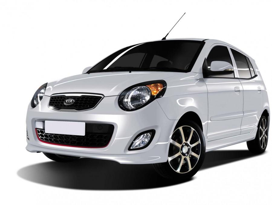 Kia Morning хетчбэк, 2010–2011, 1 поколение [3-й рестайлинг] - отзывы, фото и характеристики на Car.ru