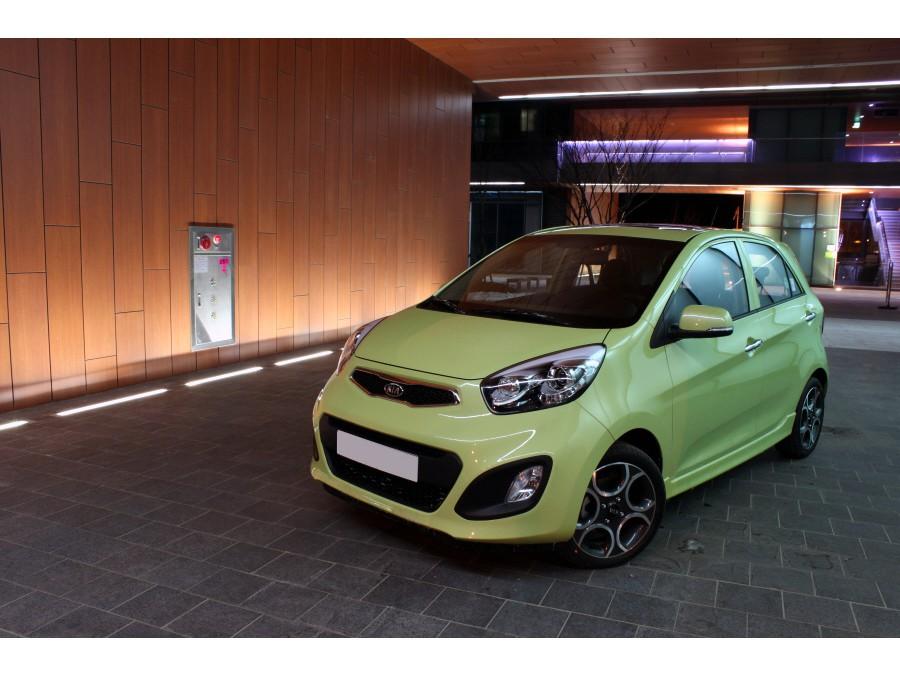 Kia Morning хетчбэк, 2011–2016, 2 поколение - отзывы, фото и характеристики на Car.ru