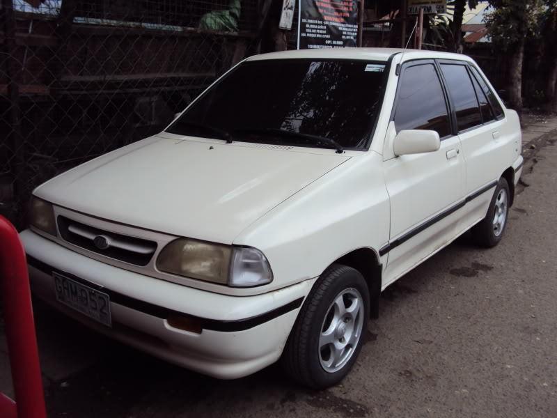 Kia Pride Beta седан, 1987–2000, 1 поколение - отзывы, фото и характеристики на Car.ru