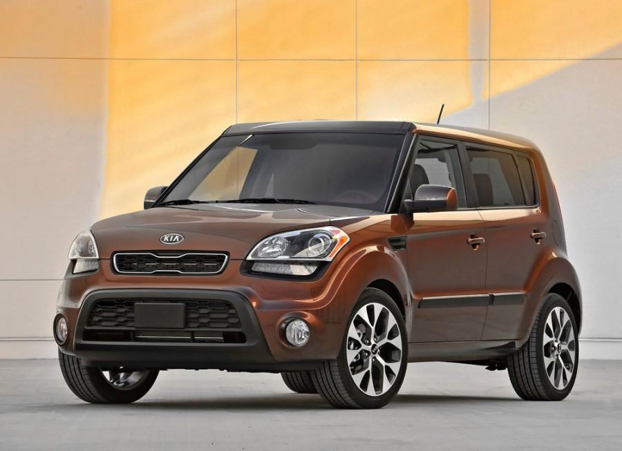 Kia Soul хетчбэк, 2011–2014, 1 поколение [рестайлинг] - отзывы, фото и характеристики на Car.ru