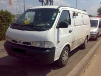 Kia Pregio, 1 поколение, Фургон 4-дв., 1995–2003