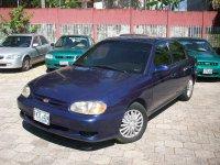 Kia Sephia, 2 поколение, Седан, 1998–2004
