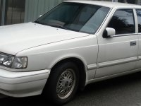 Kia Potentia, 1 поколение, Седан, 1992–1997