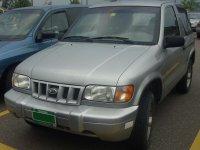 Kia Sportage, 1 поколение, Soft top внедорожник 3-дв., 1995–2004