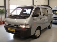 Kia Pregio, 1 поколение, Combi фургон 4-дв., 1995–2003