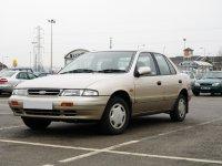 Kia Sephia, 1 поколение, Седан, 1995–1998