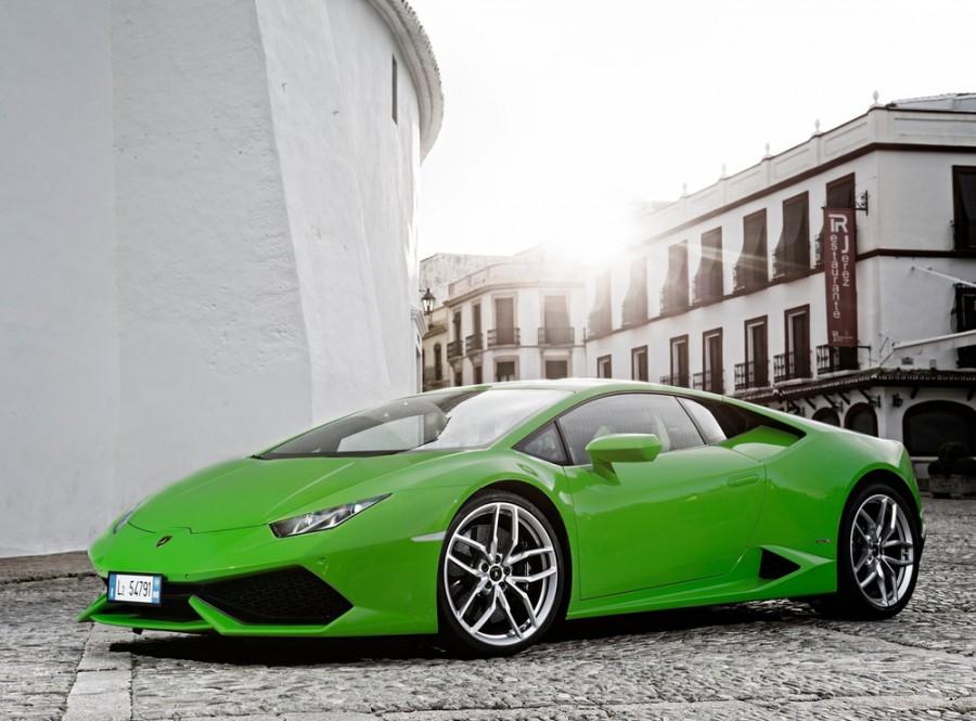 Lamborghini Huracan LP 610-4 купе, 2014–2016, 1 поколение - отзывы, фото и характеристики на Car.ru