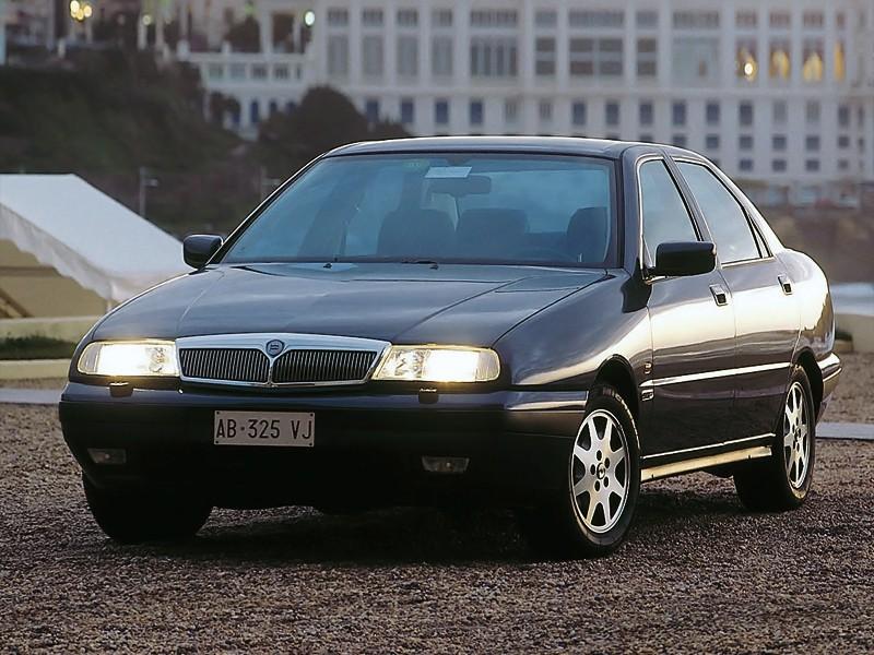 Lancia Kappa седан, 1994–2008, 1 поколение - отзывы, фото и характеристики на Car.ru