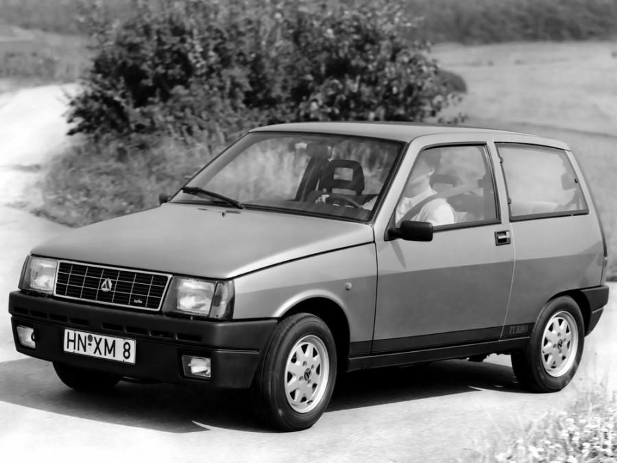 Lancia Y10 хетчбэк, 1987–1995, 1 поколение - отзывы, фото и характеристики на Car.ru