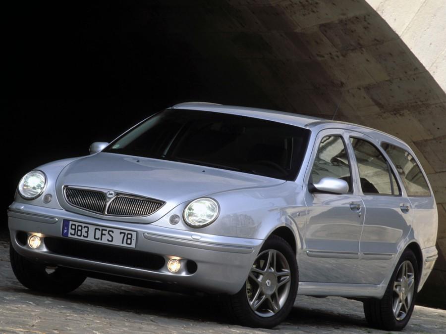 Lancia Lybra универсал, 1999–2006, 1 поколение - отзывы, фото и характеристики на Car.ru