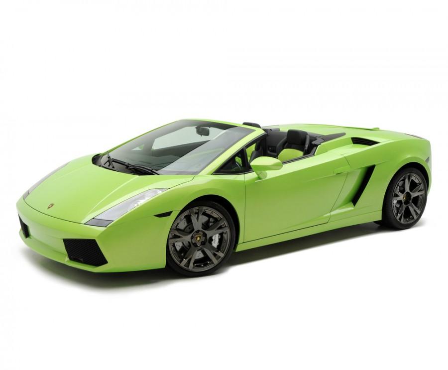 Lamborghini Gallardo Spyder родстер 2-дв., 2006–2013, 1 поколение - отзывы, фото и характеристики на Car.ru
