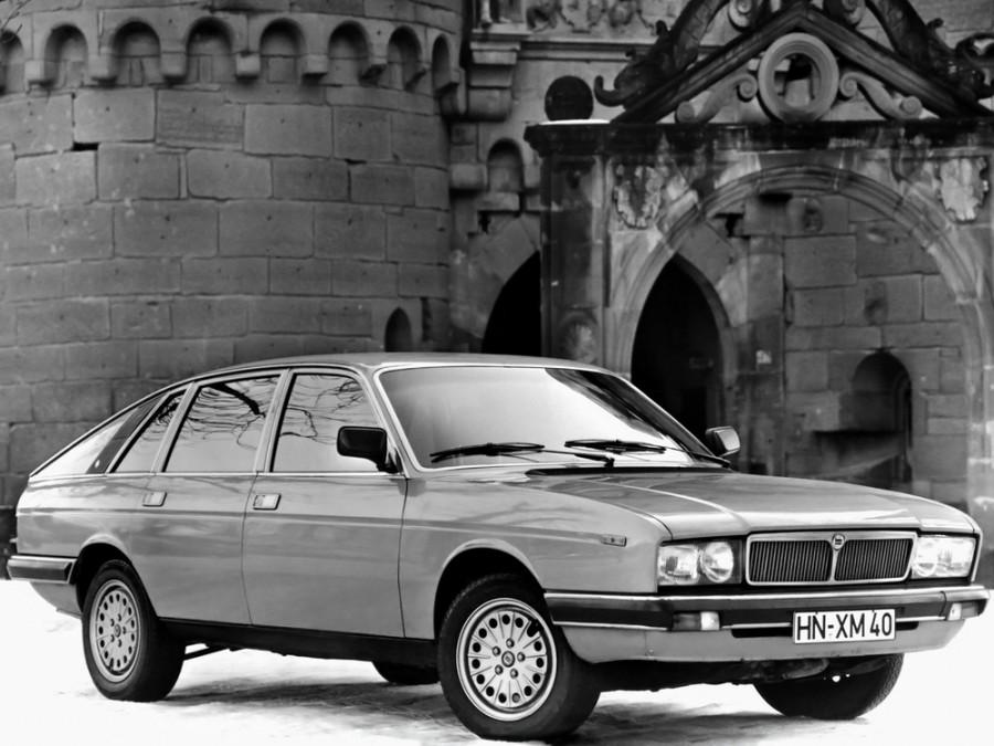 Lancia Gamma Berlina фастбэк, 1980–1984, 2 поколение - отзывы, фото и характеристики на Car.ru