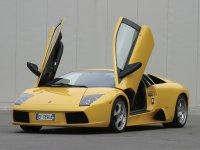 Lamborghini Murcielago, 1 поколение, Купе, 2001–2006