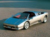 Lamborghini Diablo, 1 поколение, Vt родстер, 1993–1998
