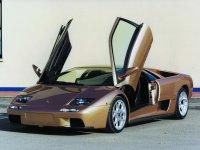 Lamborghini Diablo, 2 поколение [рестайлинг], Vt купе, 2000–2001