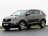 Kia Sportage, 3 поколение [рестайлинг], Кроссовер, 2014–2016