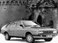 Lancia Gamma, 2 поколение, Berlina фастбэк, 1980–1984
