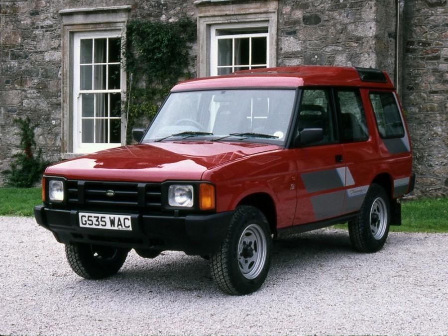 Landrover Discovery внедорожник 3-дв., 1989–1997, 1 поколение - отзывы, фото и характеристики на Car.ru