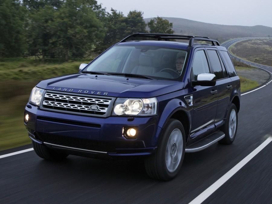 Landrover Freelander кроссовер, 2010–2012, 2 поколение [рестайлинг] - отзывы, фото и характеристики на Car.ru