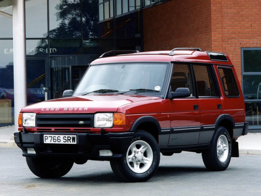 Landrover Discovery внедорожник 5-дв., 1989–1997, 1 поколение - отзывы, фото и характеристики на Car.ru