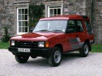 Landrover Discovery, 1 поколение, Внедорожник 3-дв., 1989–1997