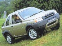 Landrover Freelander, 1 поколение, Soft top кроссовер 3-дв., 1998–2006